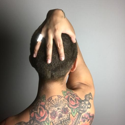 fulltime-lingerie-tattoo-shaved-head